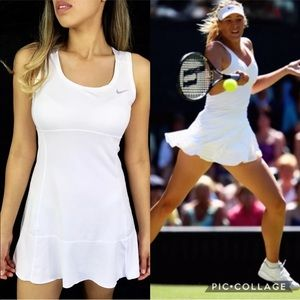 Nike DRI-FIT Maria Sharapova TennisDress Wimbledon